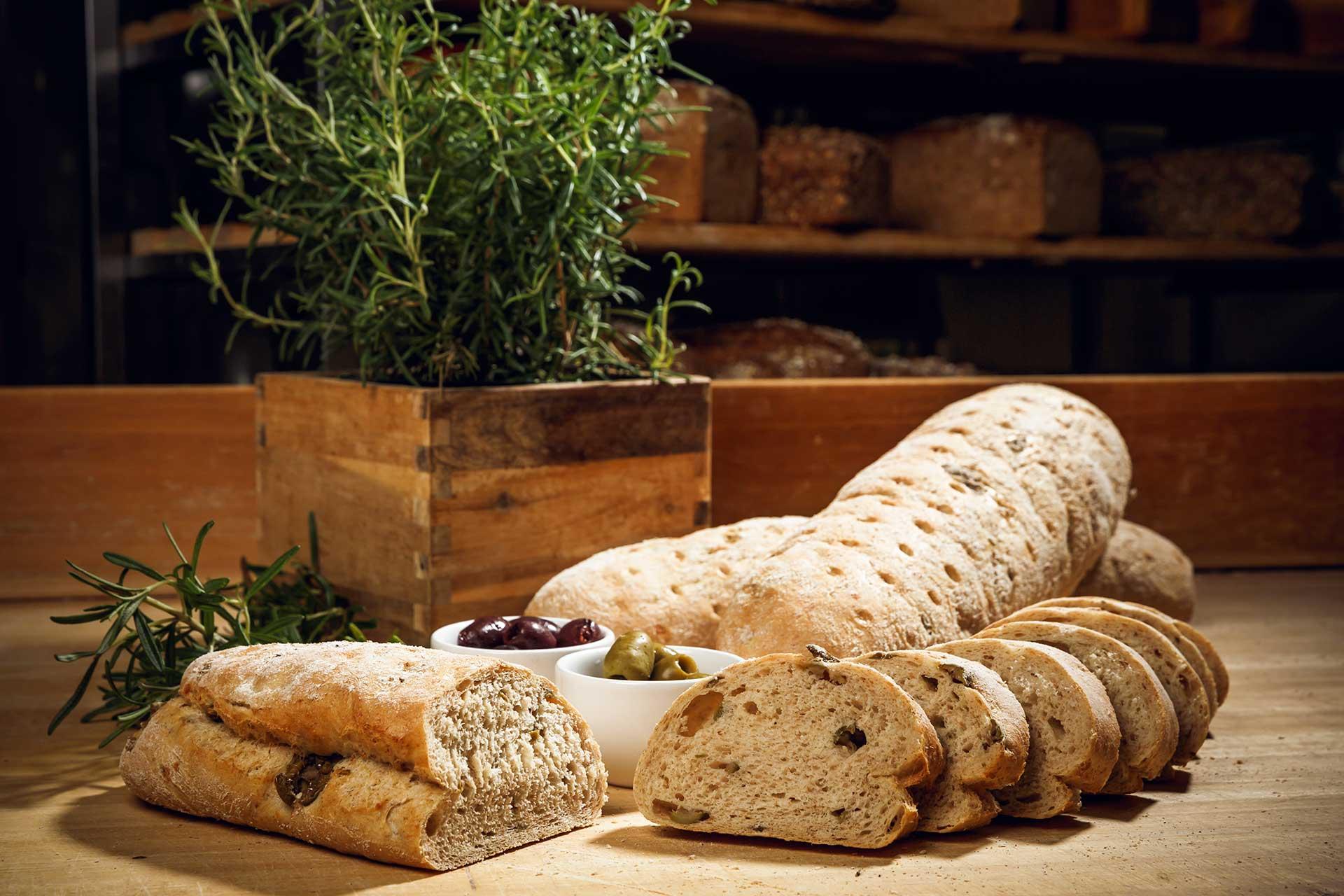 Biobäckerei Nadrag Ciabatta