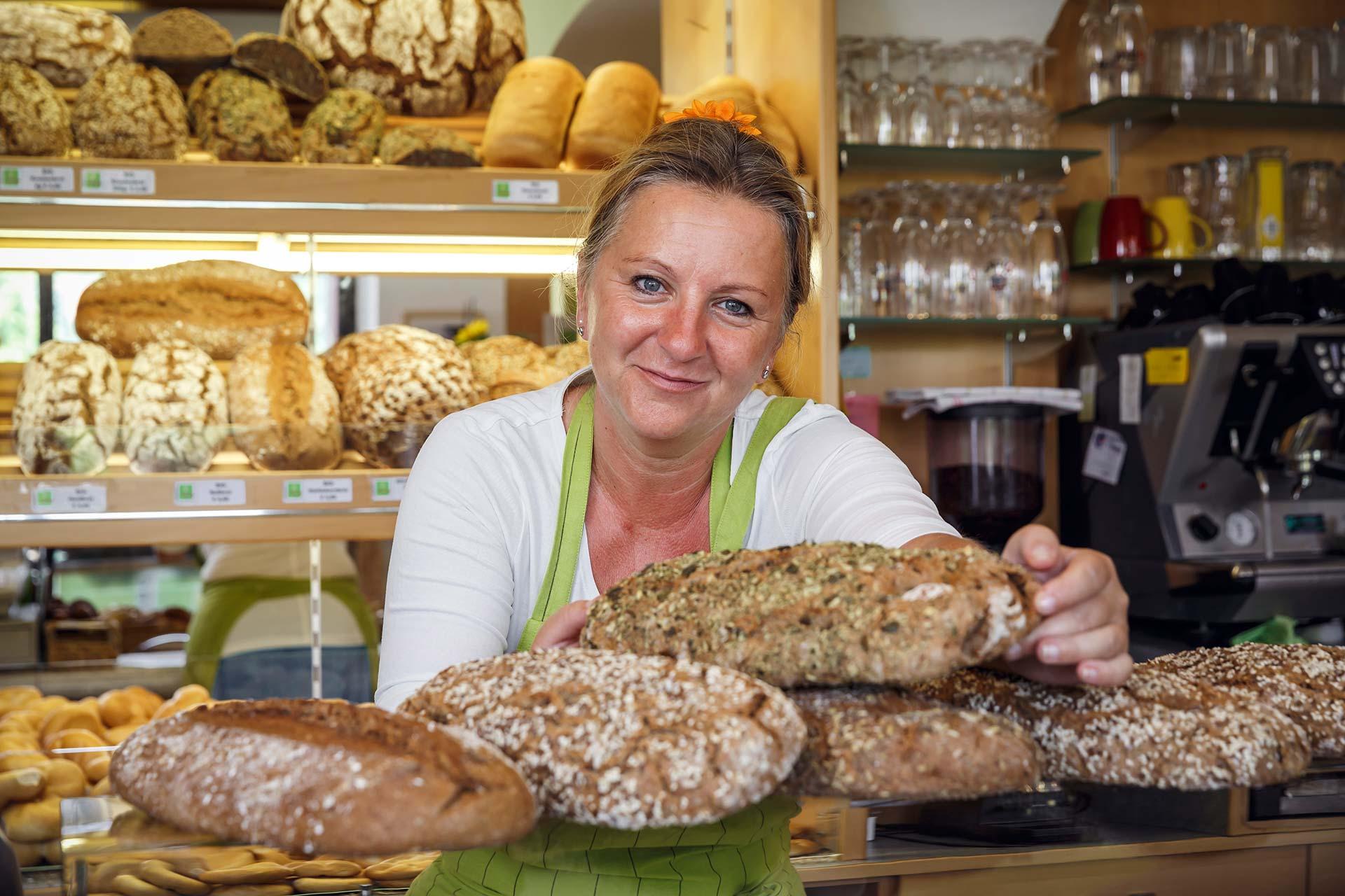 Biobäckerei Nadrag Geschäft